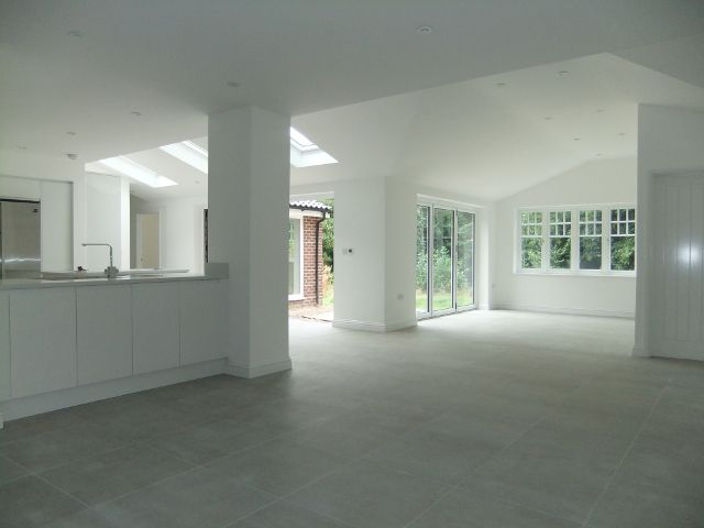House extension and alterations in Camberley, Surrey AFTER 2