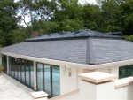 New swimming pool building, Stoke Poges